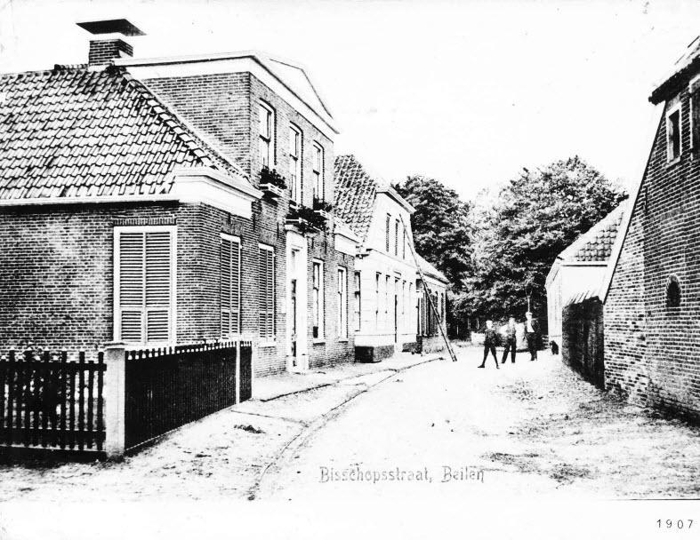 Bisschopsstraat - 1907