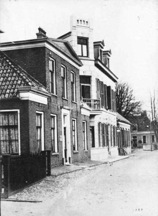 Bisschopsstraat - 1914
